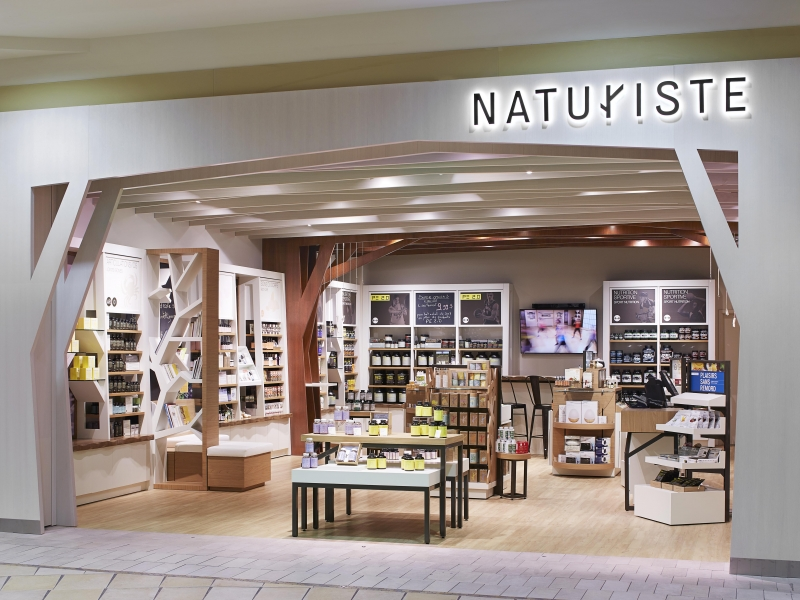 They truly embedded themselves with the meaning of the brand and created a store that was a reflection of our brand promise.